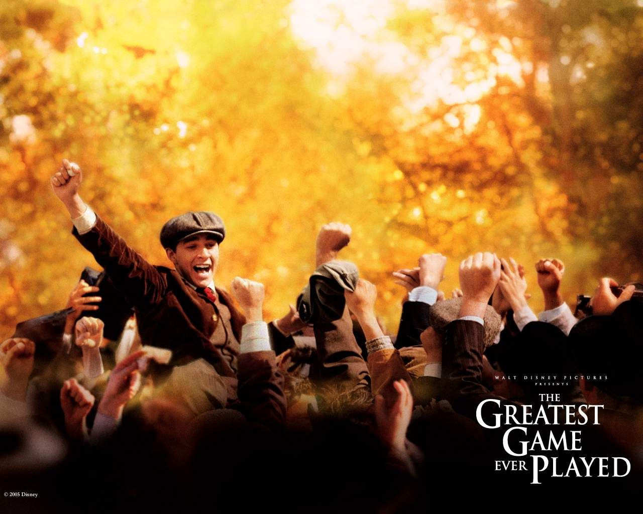 Watch Streaming HD The Greatest Game Ever Played, starring
