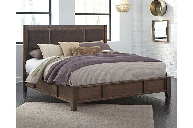 Wesling Home Decor Queen Upholstered Bed Furniture