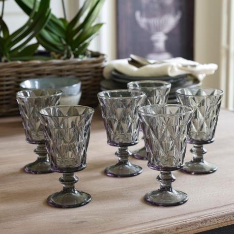 'Weinglas 6er-Set Leonce' gesehen auf Loberon.de