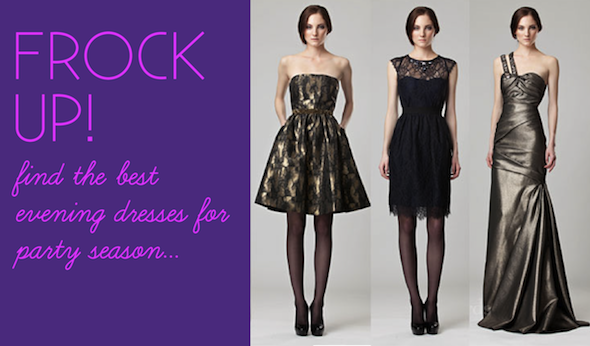 Frock up! Sassy's Guide to Buying and Renting Evening Dresses in ...