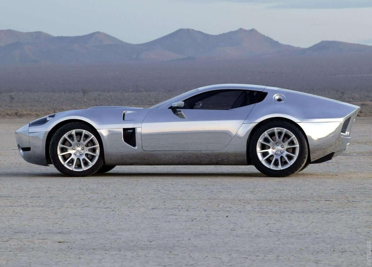 2005 Ford Shelby GR1 Concept Concept cars, Ford shelby