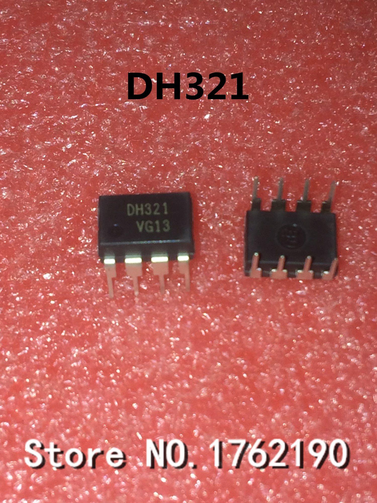 100pcs Lot Dh321 Cooker Power Management Chip 08 Dip 8 Induction Circuit Diagram Of