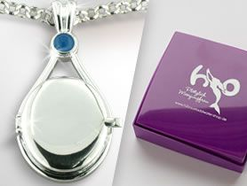 Cleo's Locket - h2o-just-add-water