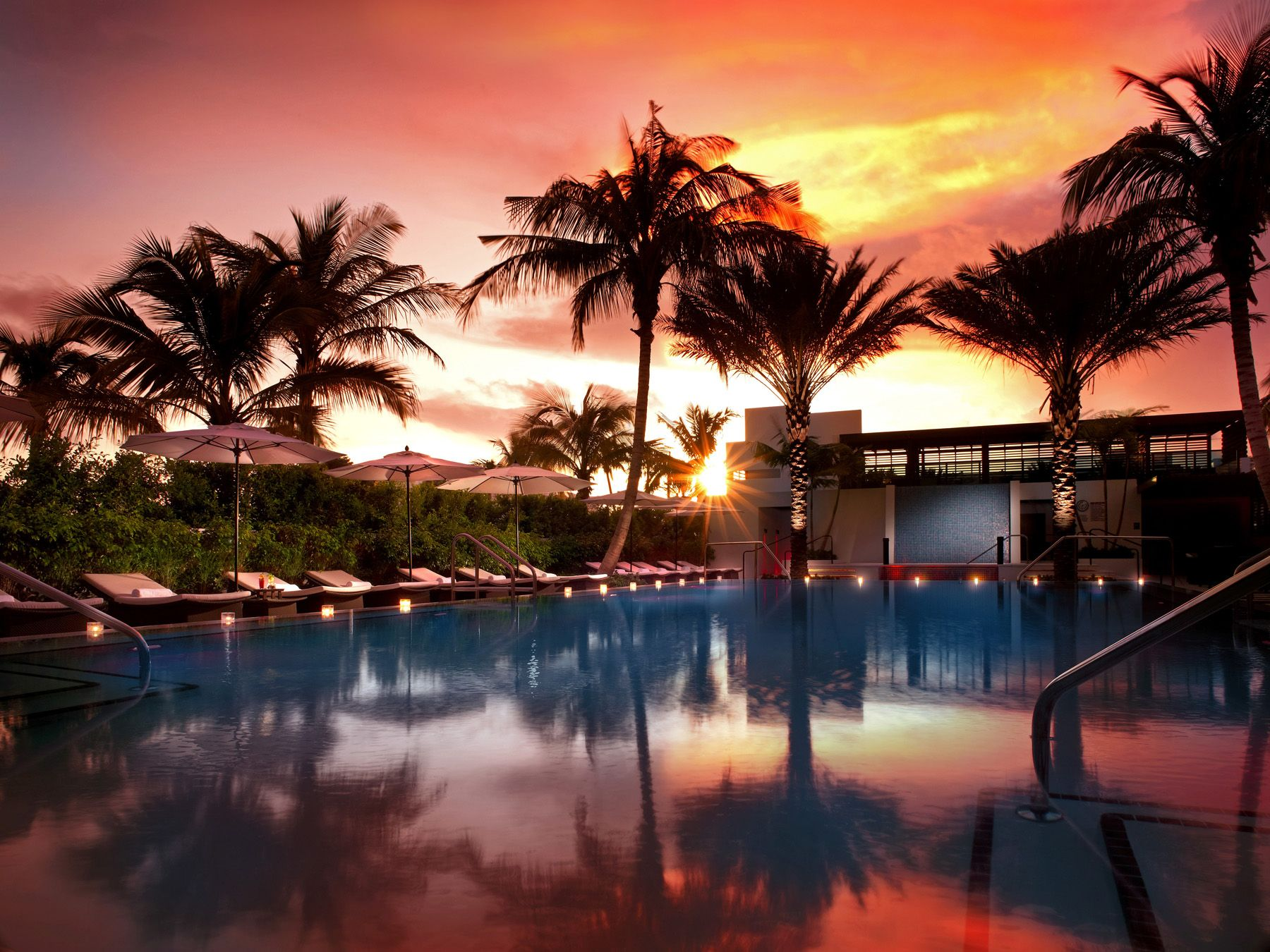 Sunset Beach Hotel Florida The Best Beaches In World