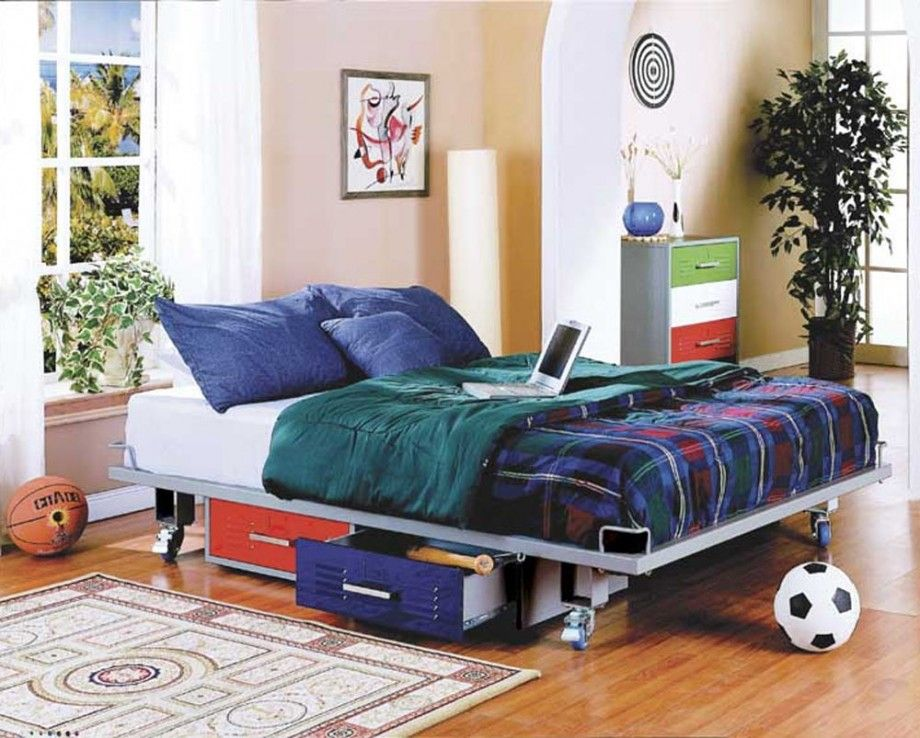 17 Best Images About Teenage Boy Room Ideas On Pinterest Football Boy Rooms And Teen Boy Rooms