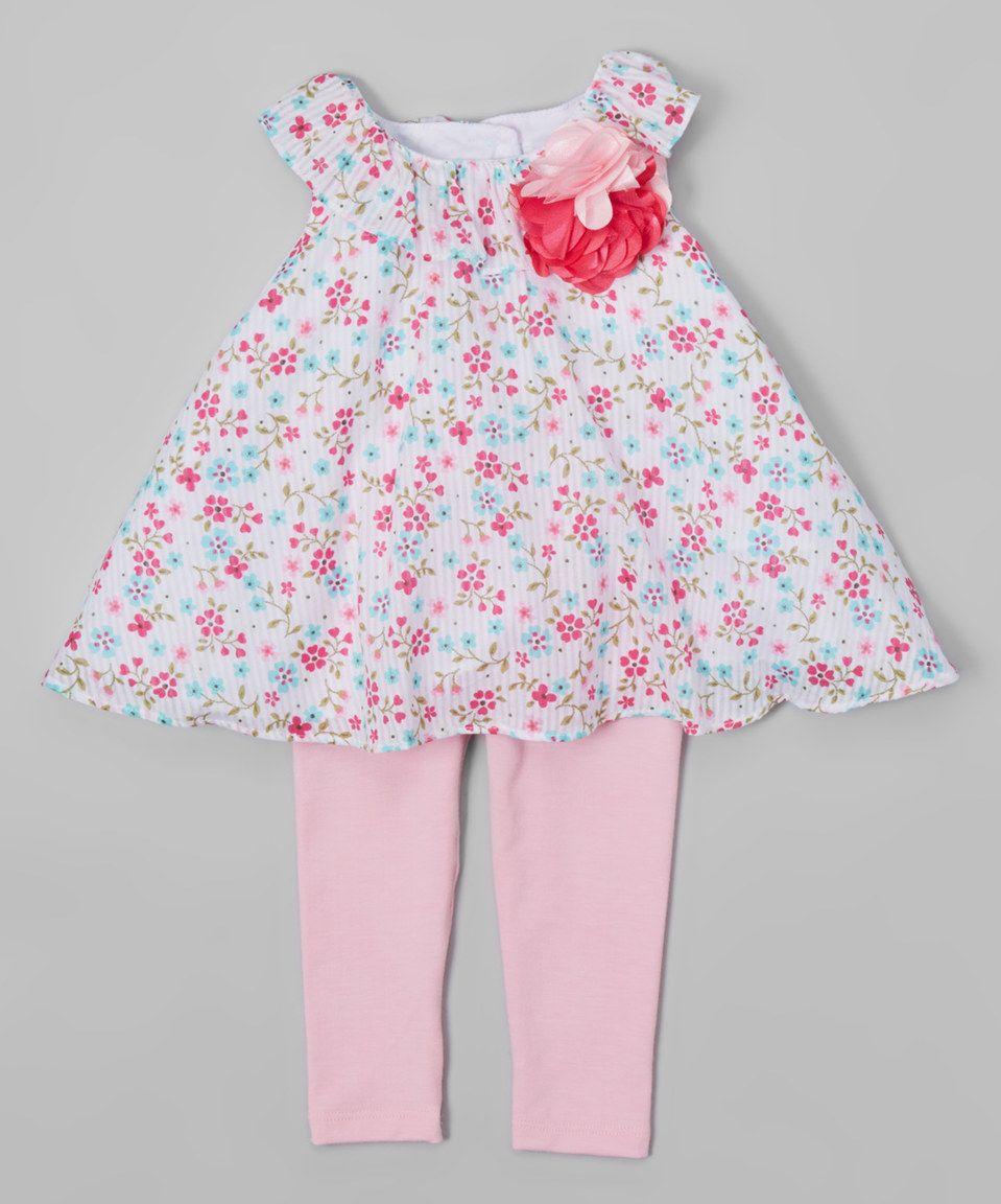 Look at this zulilyfind laura ashley london pink u white floral