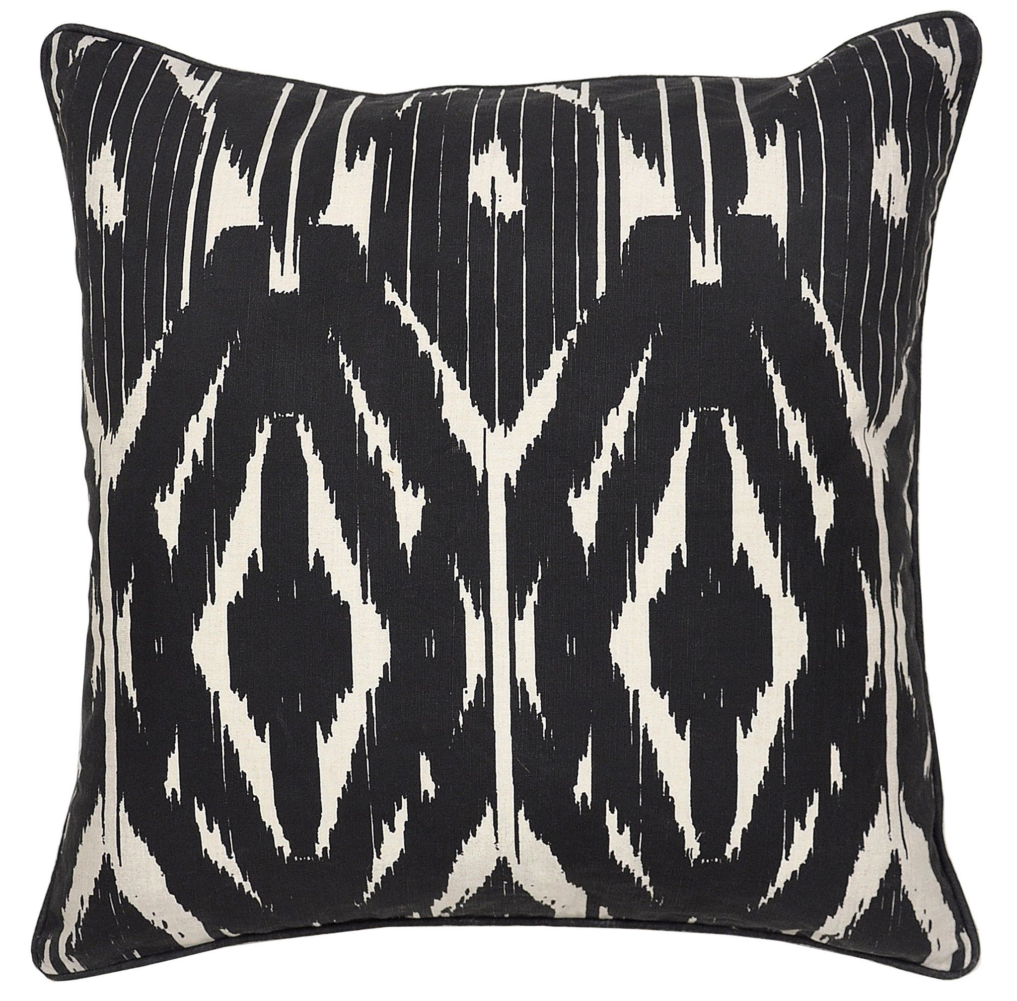 Suri Black Pillow design by Villa Home