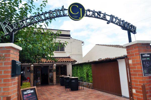 Restaurant casa juanita en montcada i reixac bares y restaurantes en pinterest - Restaurant casa juanita ...