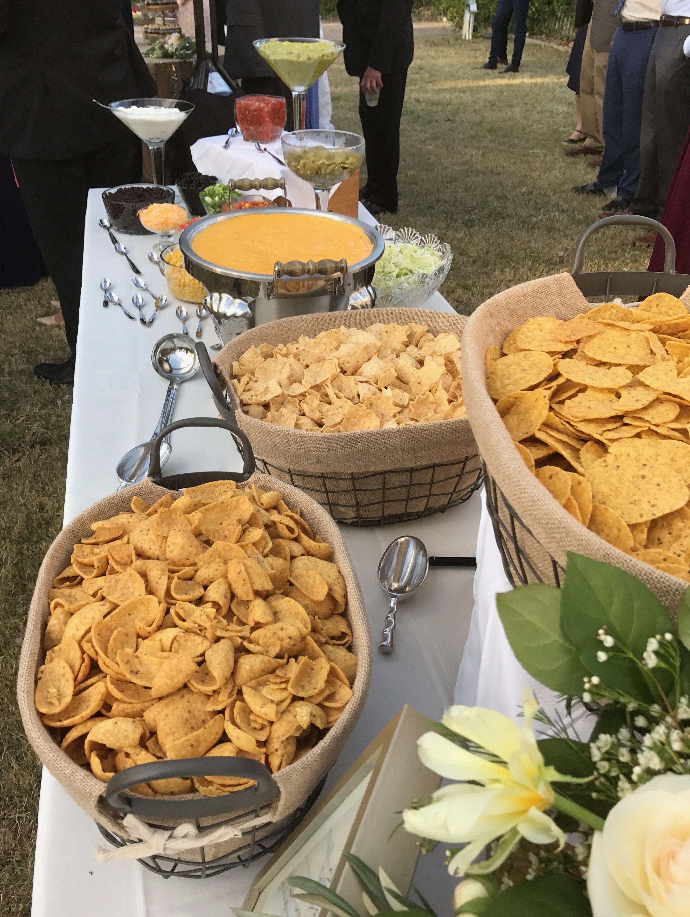 Catering By Debbi Covington Nacho Bar Taco Bar Party Prom Food