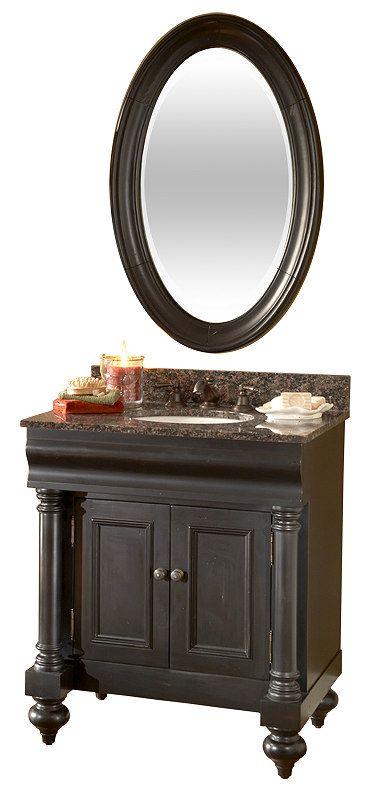 Guild Hall 30 inch  Bathroom Vanity 725-3000B by Kaco