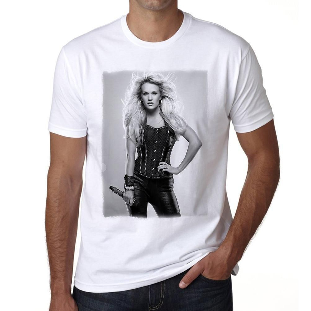 374d90e5 Carrie Underwood T-shirt for mens, short sleeve, cotton tshirt, men t shirt  00034