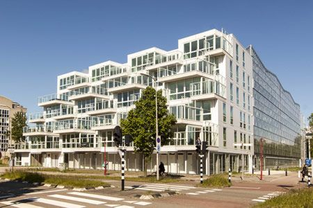 Appartementen futura zoetermeer the netherlands for Home design zoetermeer
