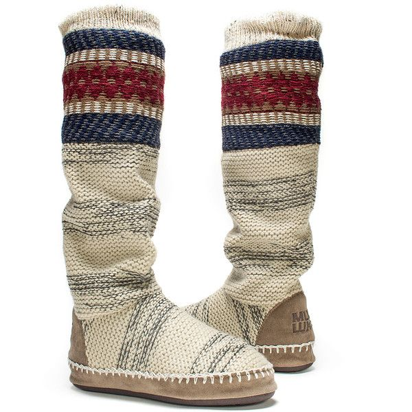 MUK LUKS® Angela Slipper Socks - Single Pair TbGODmetI