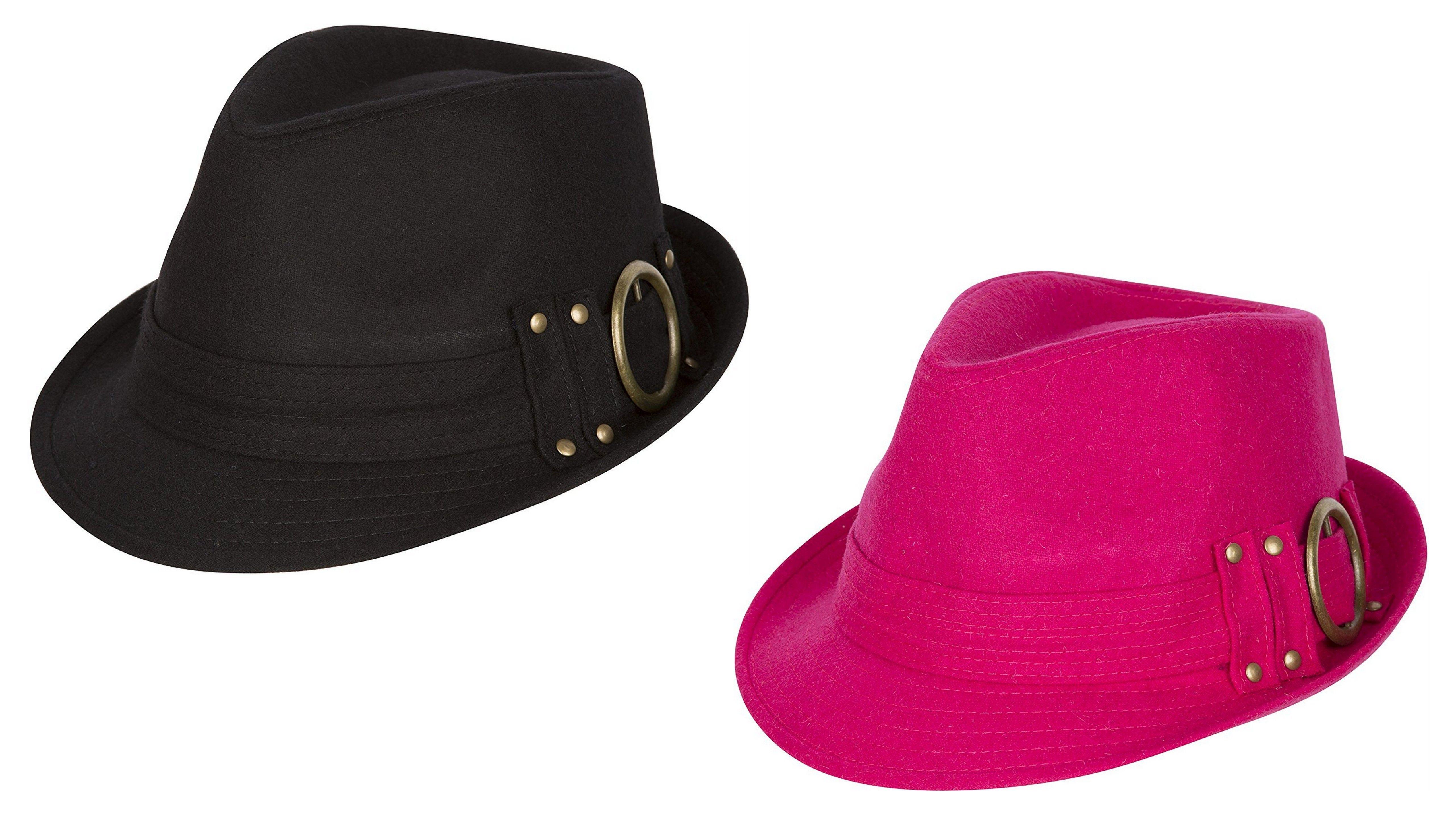 Sakkas Womens Solid Linen Blend Flower Accent Cloche Bucket Bell Summer Hat