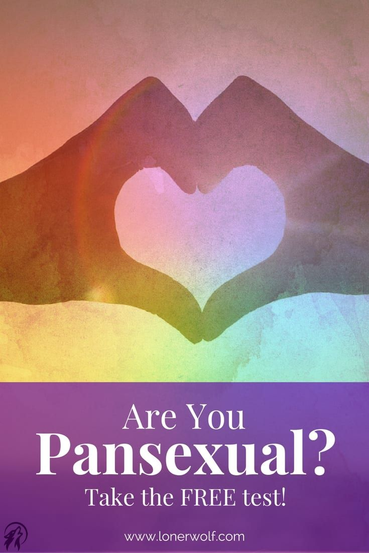 Bisexual or pansexual test