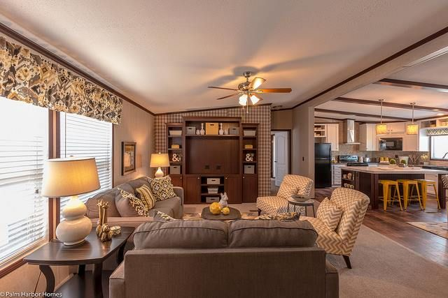 Featured Manufactured Home The Arlington by Palm Harbor Living