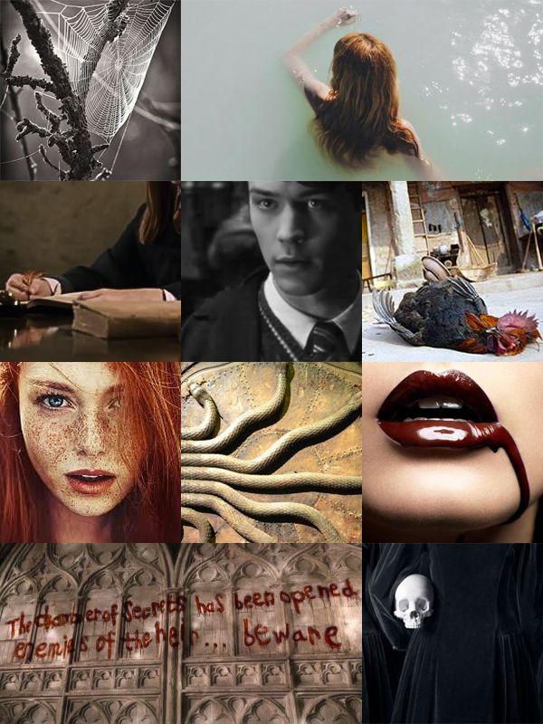 Ships I Should be Ashamed Of: Ginny Weasley/Tom Riddle   Lord