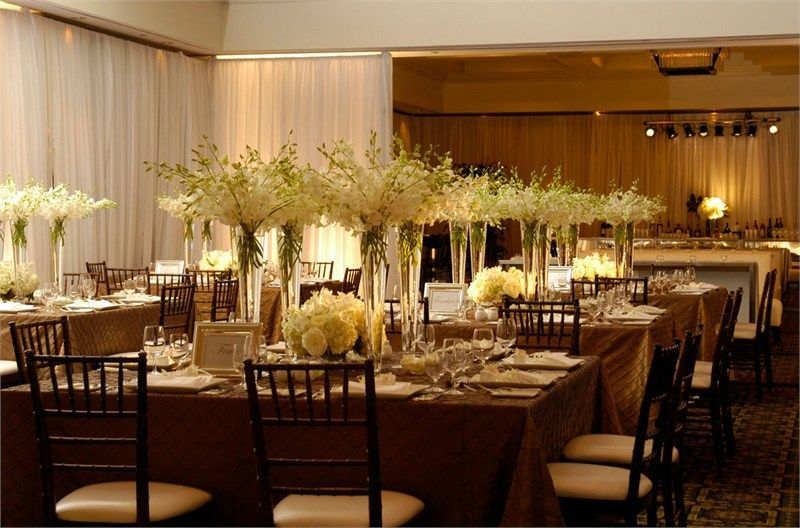 Toronto Wedding Venues The Flowers Reception Places