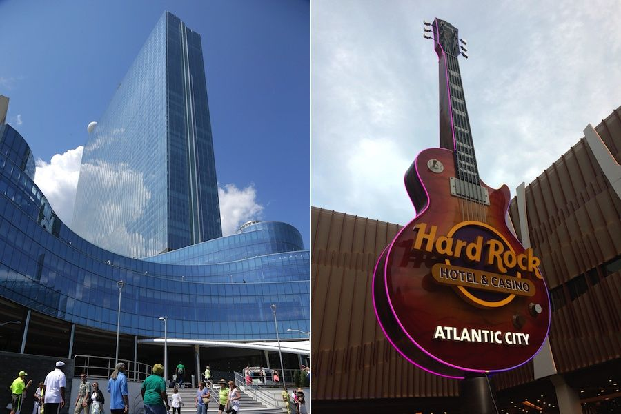 Two Atlantic City Casinos Plan To Open This Soon In Fact The Two Facilities Hard Rock Casino And Ocean Resor Atlantic City Casino Atlantic City Ocean Resort
