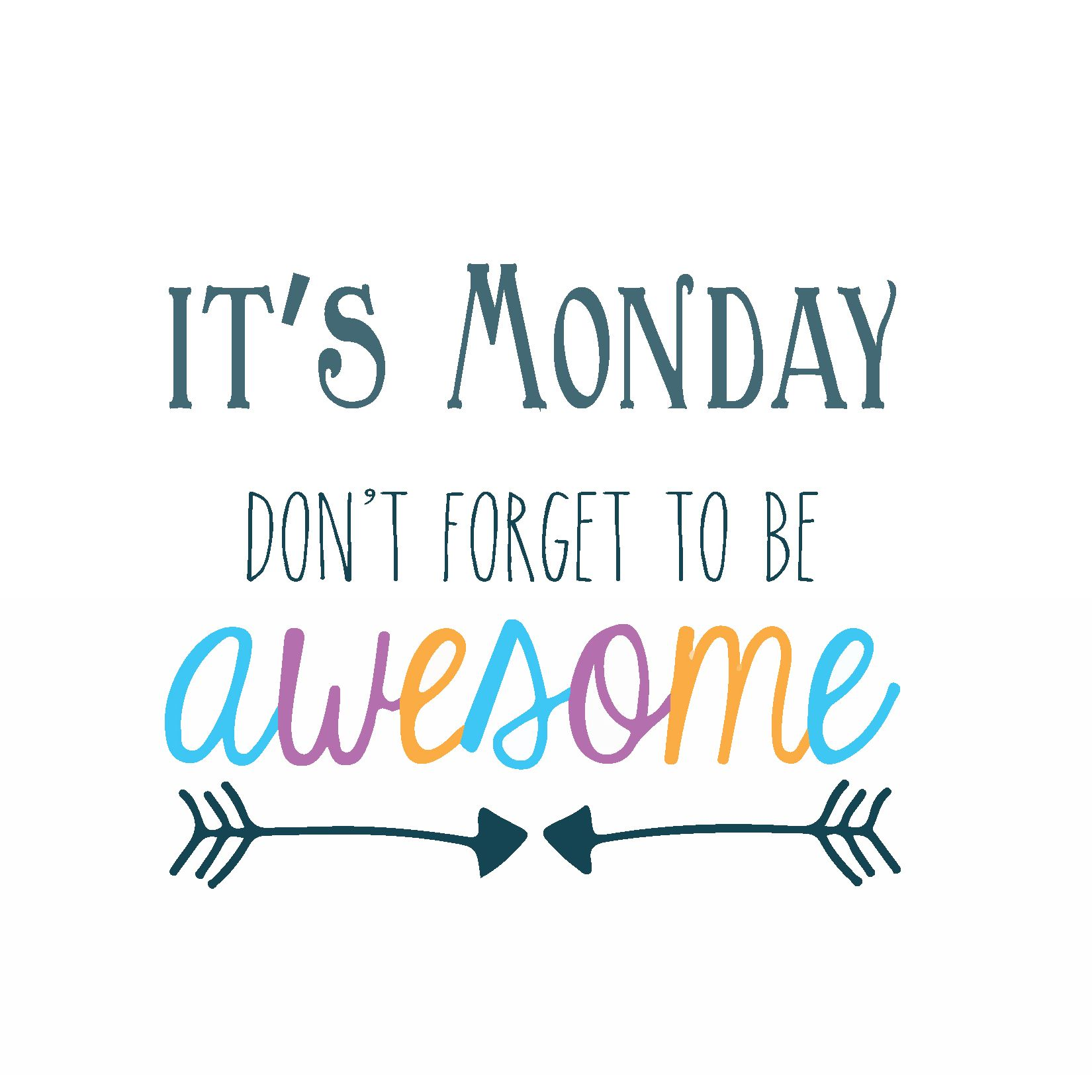 Happy Monday awesome About me blog, Happy monday, Lunch