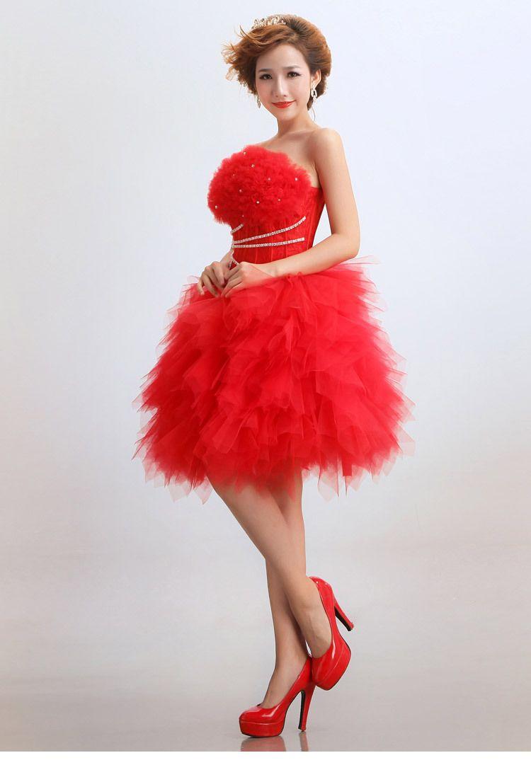 Aliexpress buy hot sale new arrival cheap wedding dress
