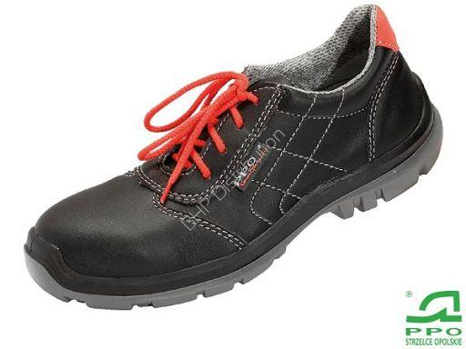 Polbuty Robocze Damskie Z Podnoskiem Kompozytowym Bppop554 Hiking Boots Boots Shoes