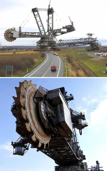 World S Biggest Machines Biggest Machines Largest Machines