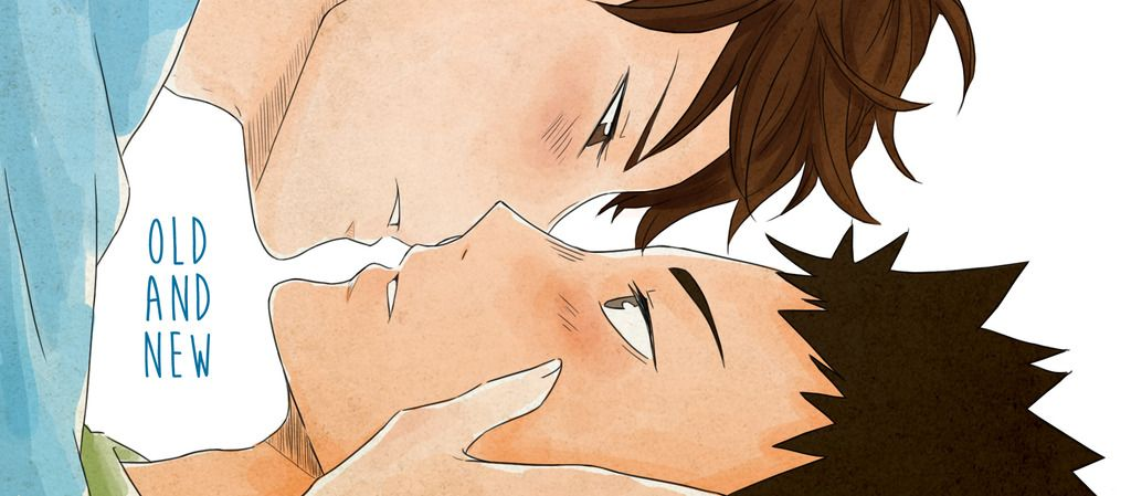 Photo of IwaOi – old and new – Mysecretfanmoments – [Archive of Our Own]