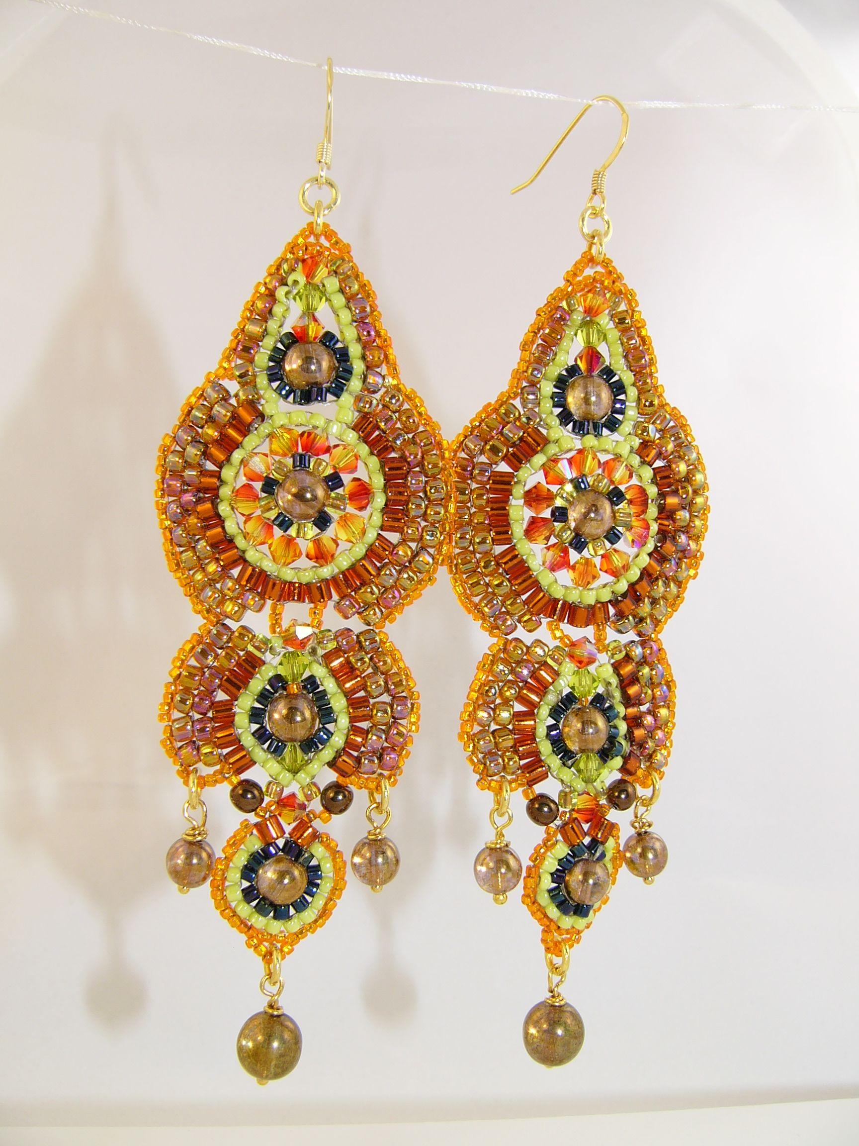 Silk road chandelier drops beads pinterest silk road bead silk road chandelier drops arubaitofo Images