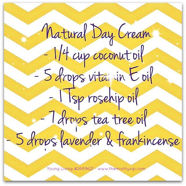 Natural Day Cream