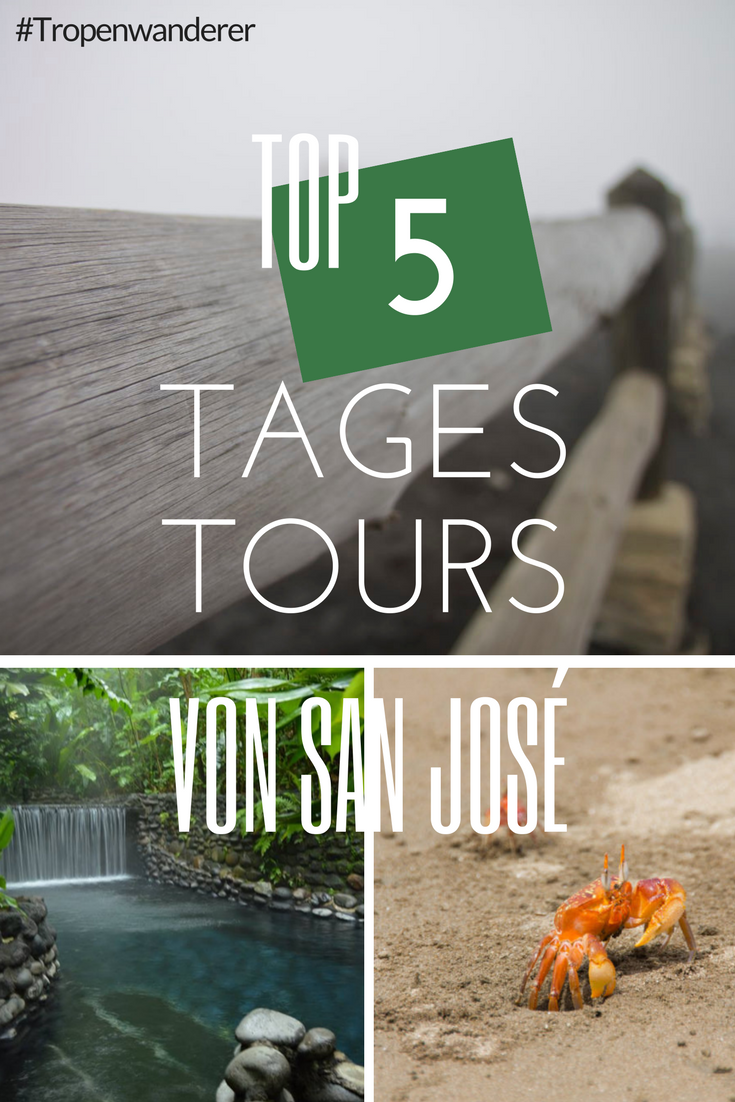 Unsere Top 5 Tagesausfluge Von San Jose Costa Rica Findest Du Hier Costarica Puravida Tagestour Tagesaus Tagesausflug Costa Rica Reise Costa Rica Reisen