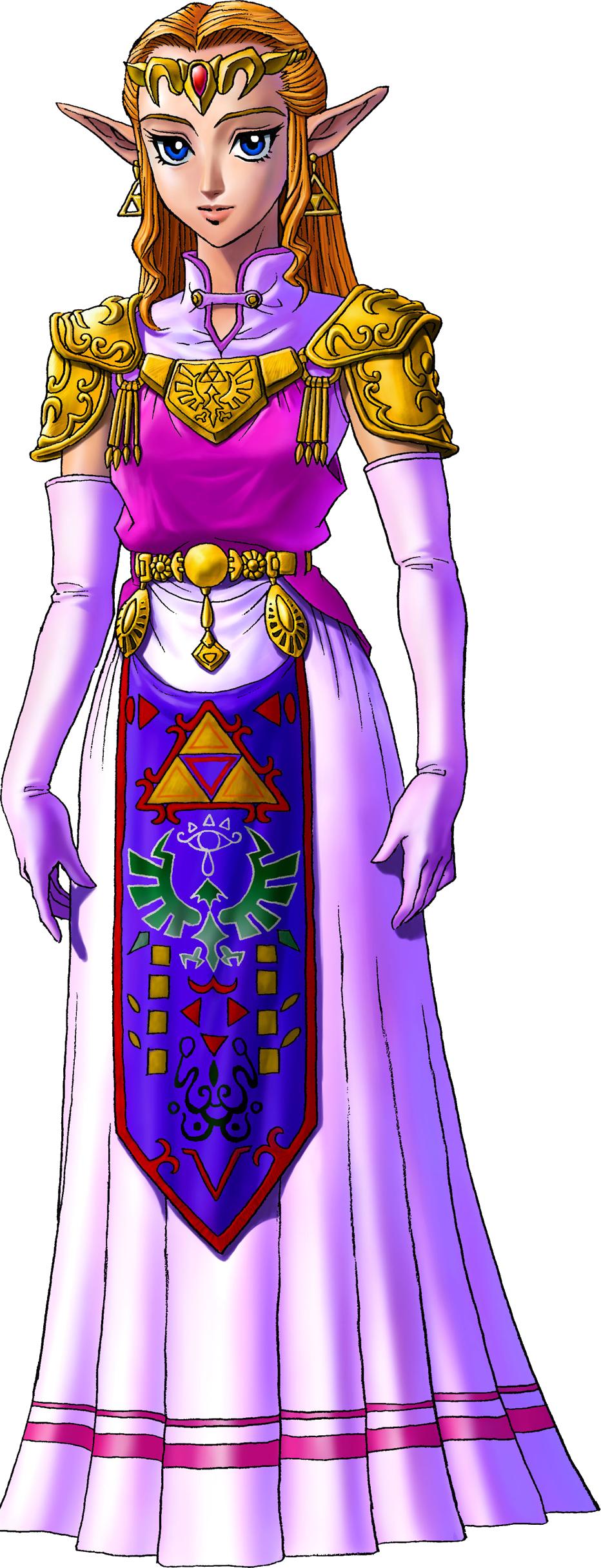 Princesse Zelda Ocarina Of Time : princesse, zelda, ocarina, Legend, Zelda:, Ocarina, Characters, Princess, Zelda, Costume,, Cosplay