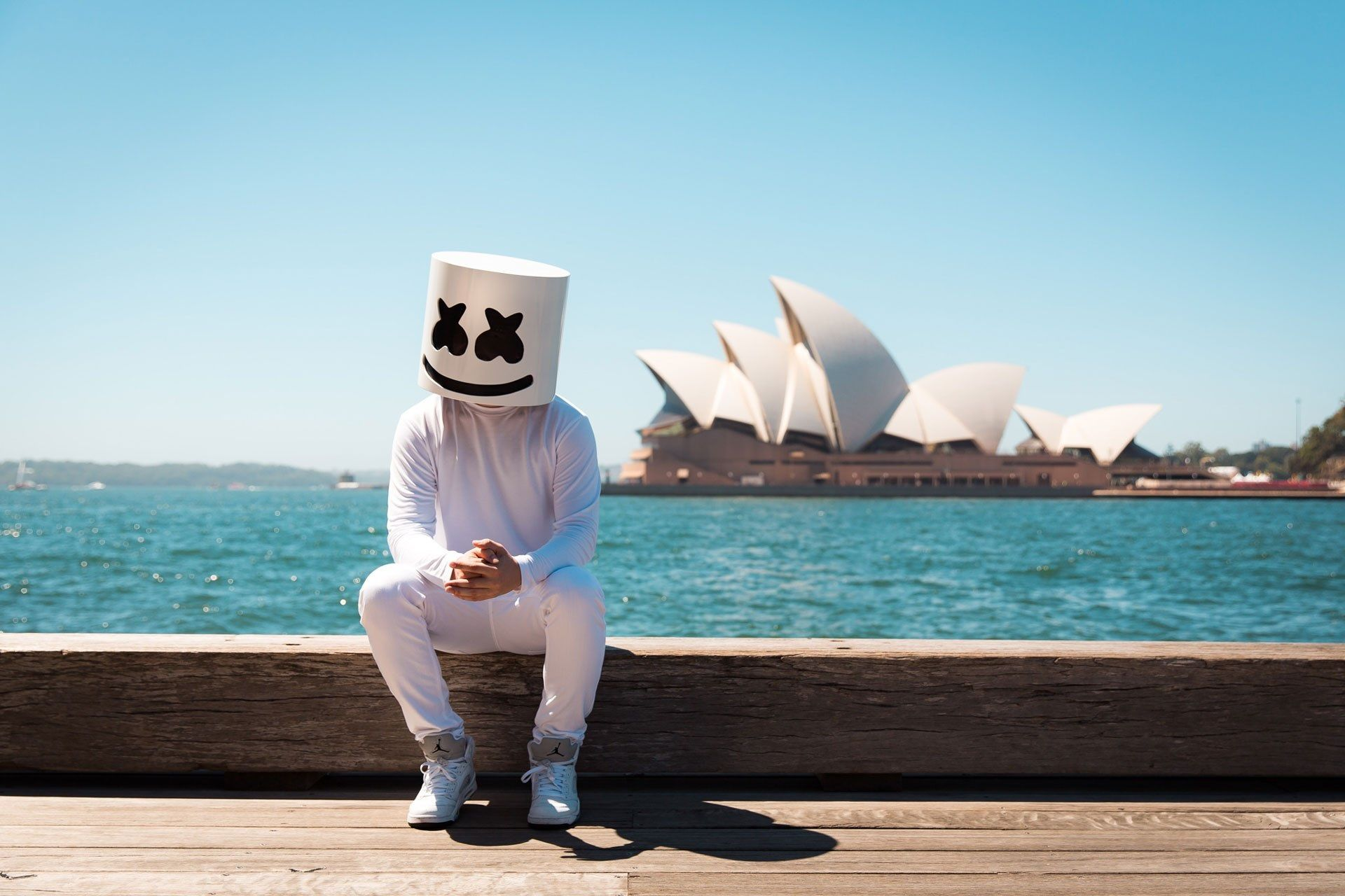 1920x1280 marshmello hd wallpaper amazing Fond ecran