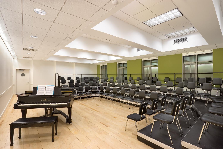 خبرگزاری دانشجویان ایران ایسنا Choir Room Classroom Interior Music Room Design