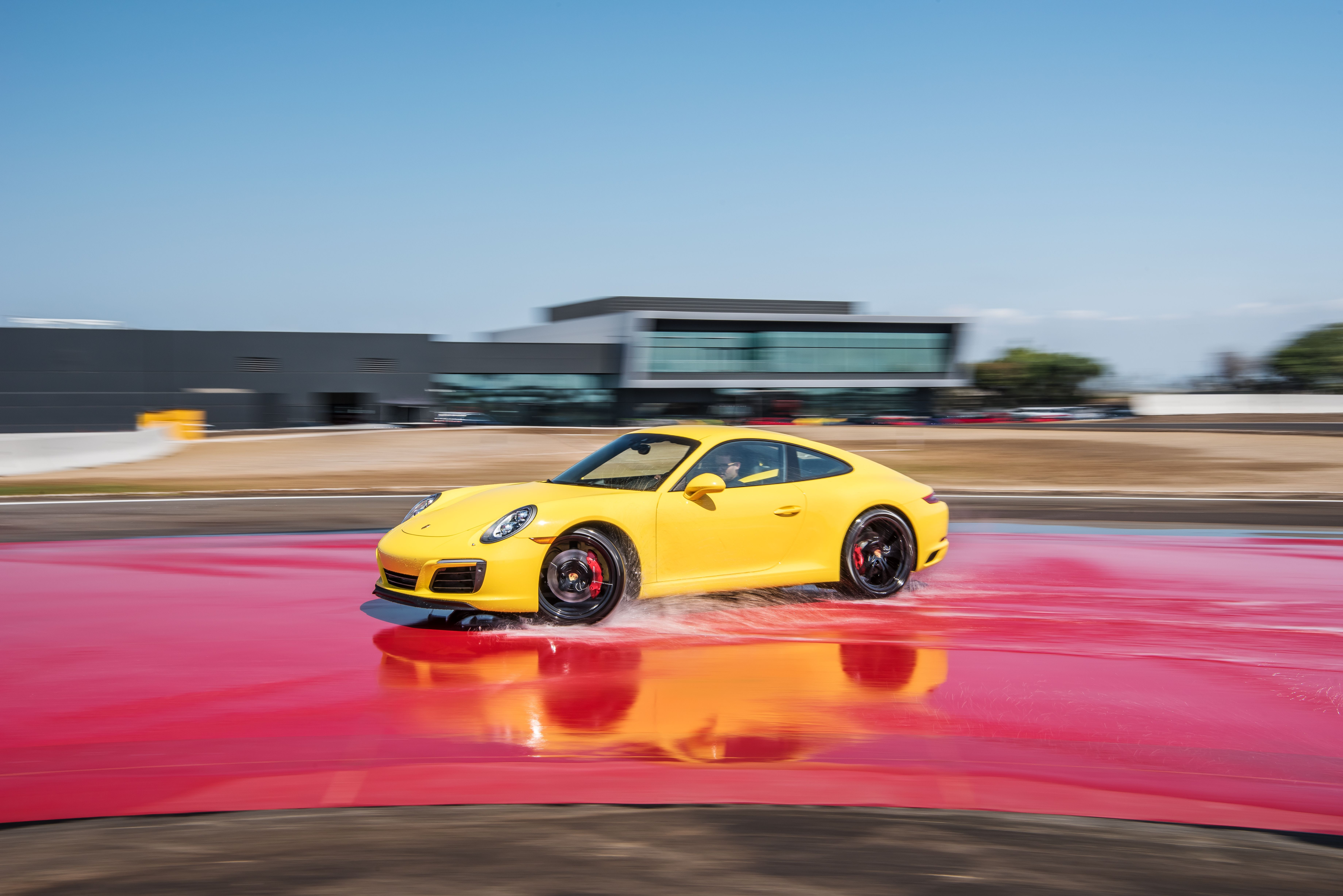 Your Full Guide To The Porsche Driving Experience Courses Top Speed Porsche Experience Porsche Driving Experience New Porsche