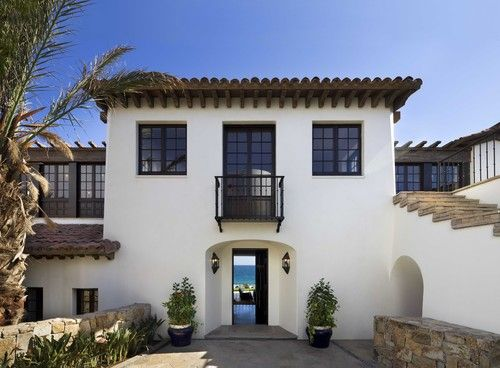 modern mediterranean homes design pictures remodel decor and ideas page 2. beautiful ideas. Home Design Ideas