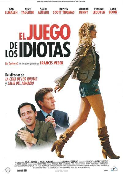 El Juego De Los Idiotas 2006 Tt0449851 Esp Cps Peliculas Completas Salio Del Armario Dvd