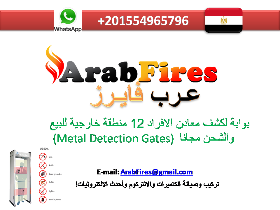 بوابة لكشف معادن الافراد 12 منطقة خارجية للبيع والشحن مجانا Metal Detection Gates Company Logo Tech Company Logos Tech Companies