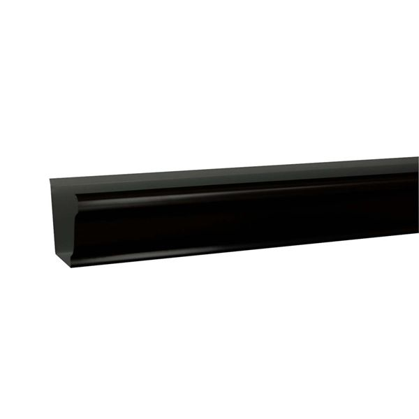 5 In X 10 Ft K Style Gutter From Amerimax From Lowe 39 S Canada Gutter How To Install Gutters Gutters
