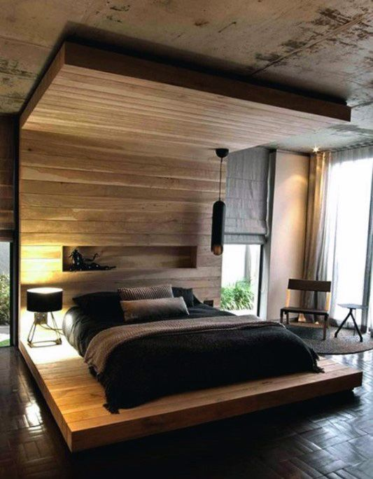 Best 80 Bachelor Pad Men S Bedroom Ideas Manly Interior 400 x 300