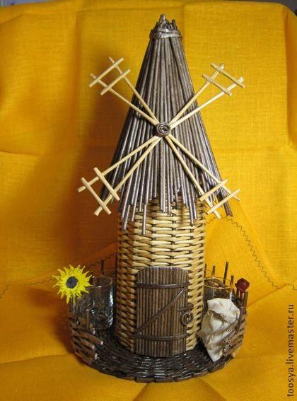 Кухня ручной работы. Ярмарка Мастеров - ручная работа Мельница декоративная. Handmade.