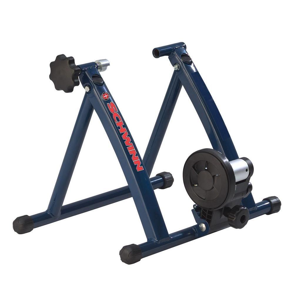 Schwinn Indoor Bicycle Trainer 1031r The Home Depot Biking