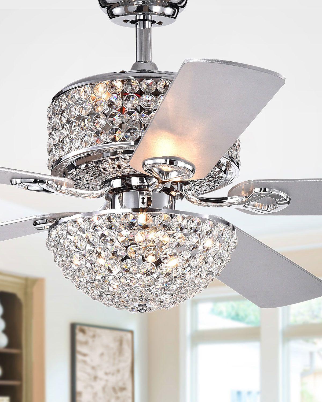 Home accessories twotier prismatic crystal chandelier
