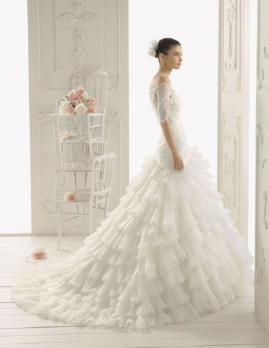 spanish wedding dress -ROXY, Go To www.likegossip.com to get more ...