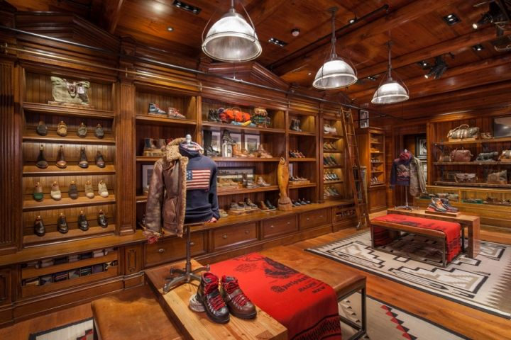 Polo Ralph Lauren Flagship Store by HS2 Architecture at Fifth Avenue, New  York City » Retail Design Blog e4314bd7664