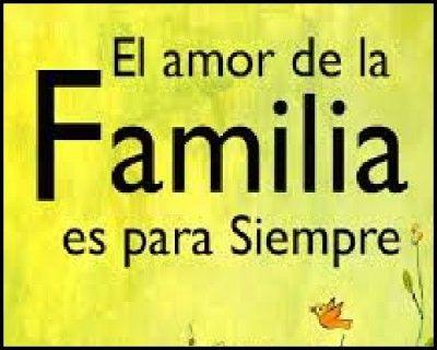 Frases Para El Dia De La Familia Cortas Imágenes De