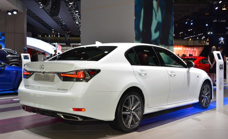 2017 Lexus Gs 350 Is A Featured Trim Of For The New Awd Sedan Comes From 3 5 Liter V6 306 Horse And 277