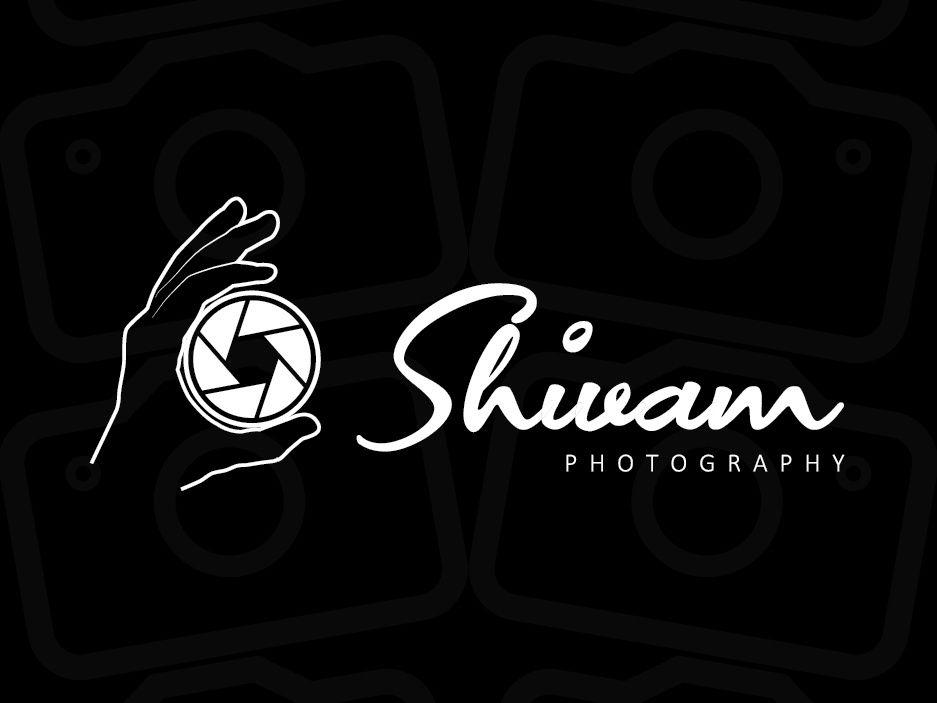 Shivam Photography Logo Design In 2020 Best Photography Logo Photography Logo Design Photography Logo Hd