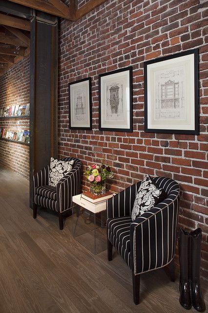 20 Amazing Interior Design Ideas With Brick Walls Brick Wall Decor Interior Wall Design Brick House Designs