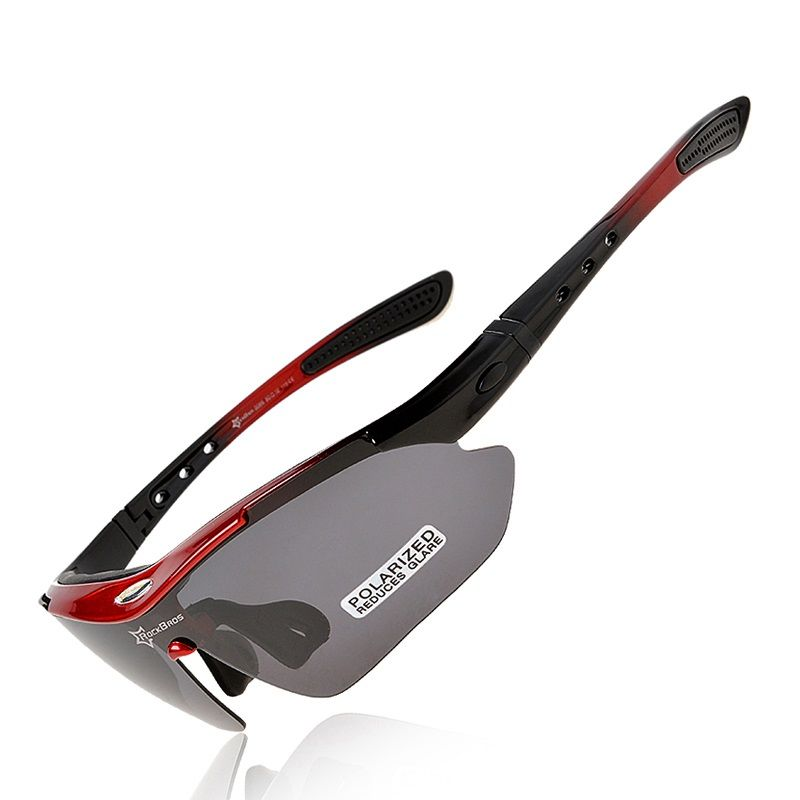 RockBros Polarized Cycling Sun Glasses Outdoor Sports